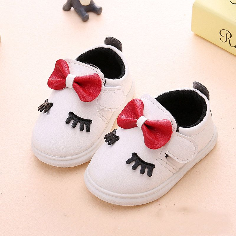 Baby shoes, Butterfly knot, Baby girl shoes