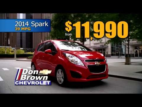 Don Brown Chevrolet Price Or Payment B September 2014