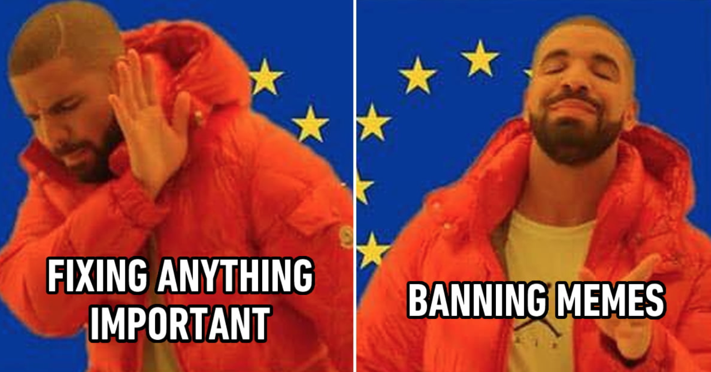 Everything You Need To Know About The Law The Eu Just Passed That Could Change The Internet As We Know It
