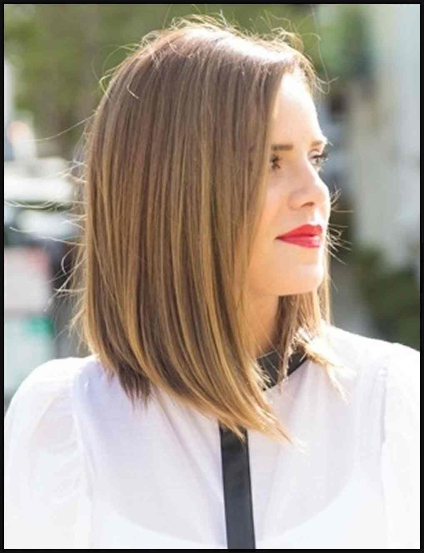 10 Unordentliche Mittlere Frisuren Für Dickes Haar