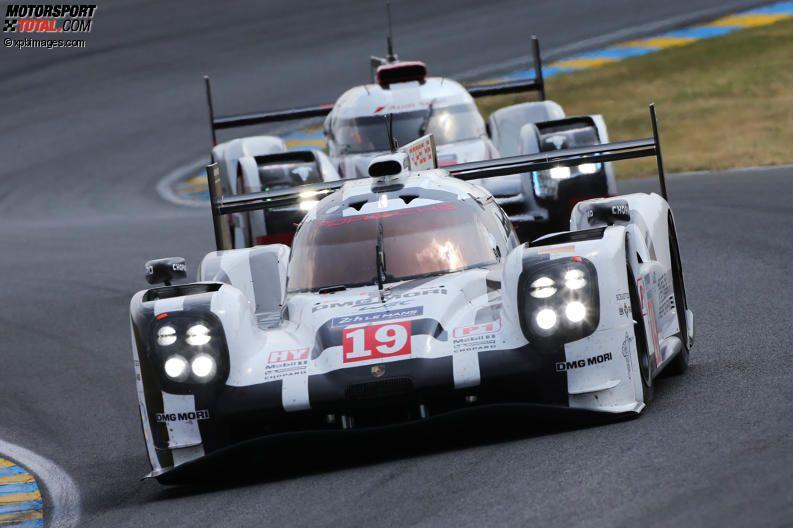 24 Stunden von Le Mans (Zoom), - Rennen13.06.2015, 21:22:06 - World Endurance Championship WEC bei Motorsport-Total.com