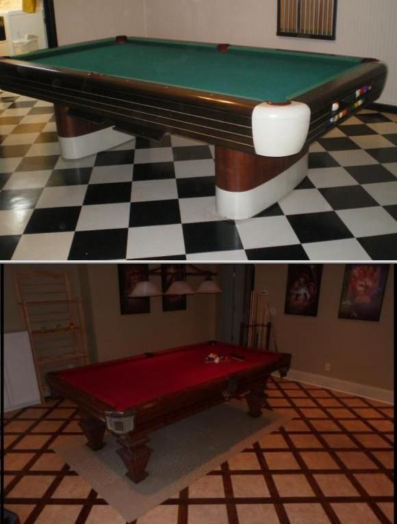 Turntable Billiards LLC Provide A Year Warranty For Their - Best place to sell pool table