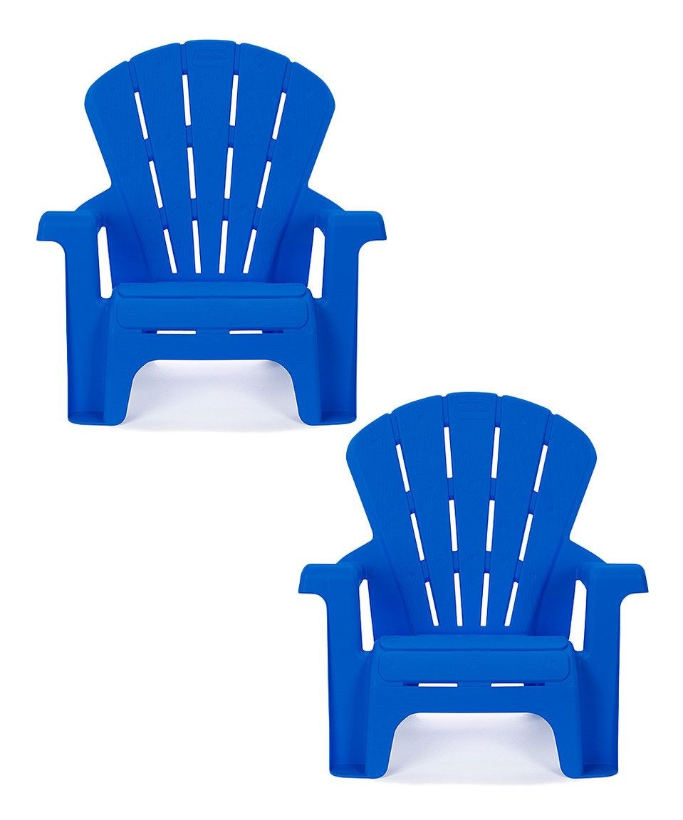 love this little tikes blue garden chair set of two by little tikes on - Little Tikes Garden Chair