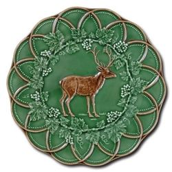 CE Corey Animals Deer plates  sc 1 st  Pinterest & CE Corey Animals Deer plates   Tableware Assorted   Pinterest ...