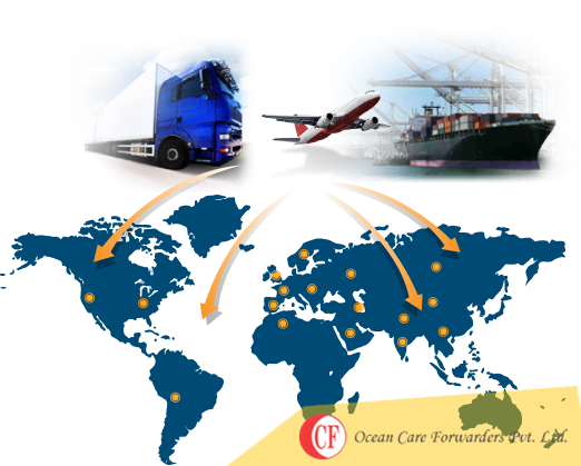 Ocean Care caters to the logistic requirements of multinational