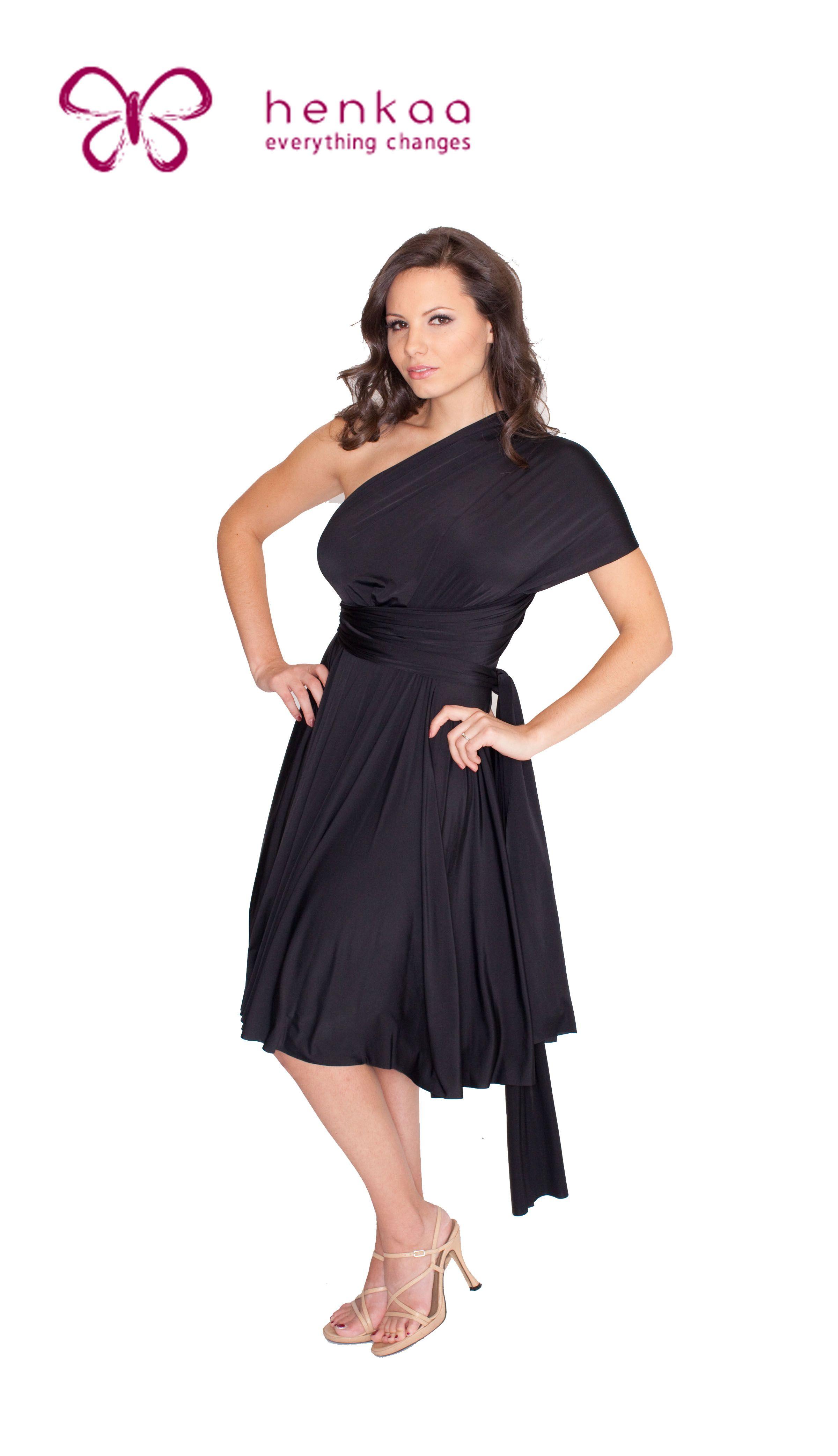 df1275470c4c Henkaa Sakura Convertible Short Dress $128.00 www.henkaa.com   Henkaa