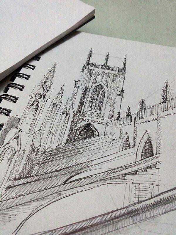 Sketching architectures