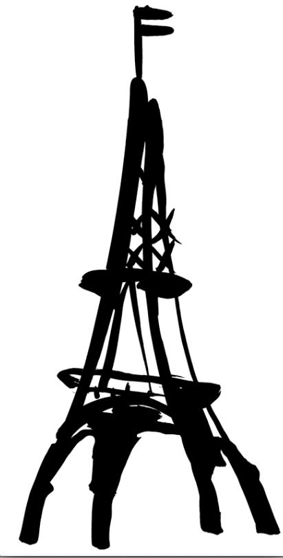 Ward Schumaker--Eiffle Tower