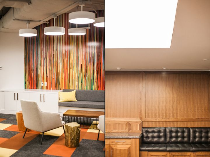 Shaw Communications Offices By McKinley Burkart, Calgary U2013 Canada » Retail Design  Blog