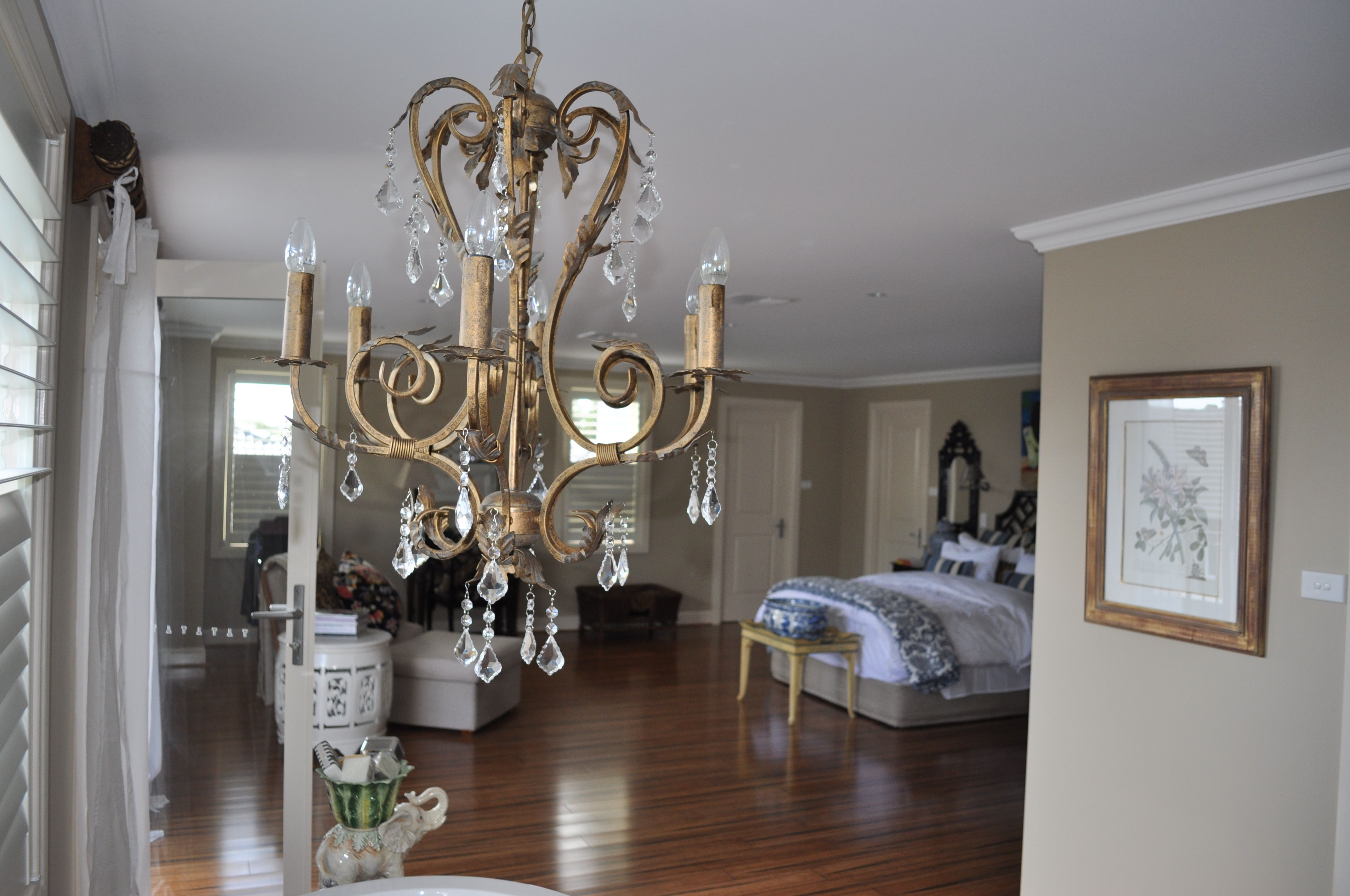 Get the hang of it, designed and styled by Susan Case Interiors