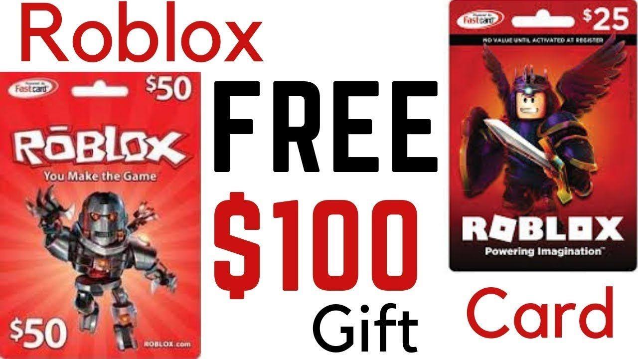 gift card generator roblox