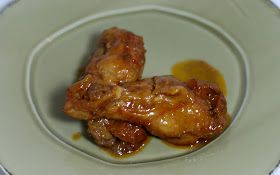 The Sweets Life: Crockpot Chicken Wings