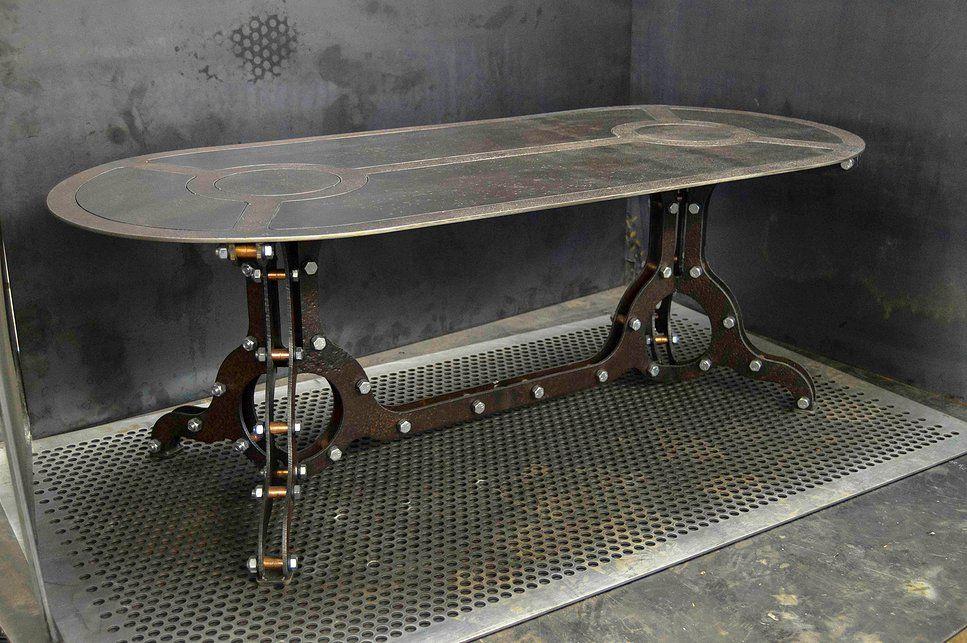 Machine Brothers| Steampunk Lighting| Steampunk Furniture| Steampunk