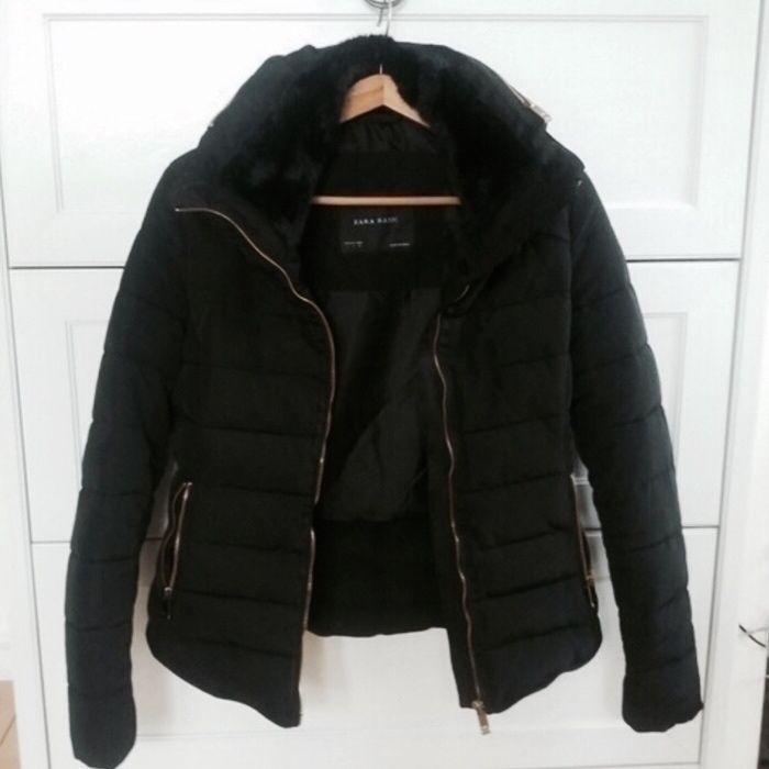 Puchowa Pikowana Kurtka Zara Vinted Pl Jackets Winter Jackets Fashion