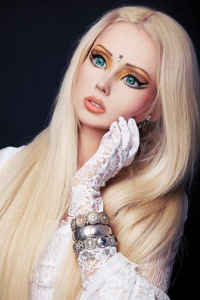 Just A Normal Girl Valeria Lukyanova was born in Moldovian SSR which was part of the Soviet Union until 1985 Shortly after she was born however she moved to Odessa