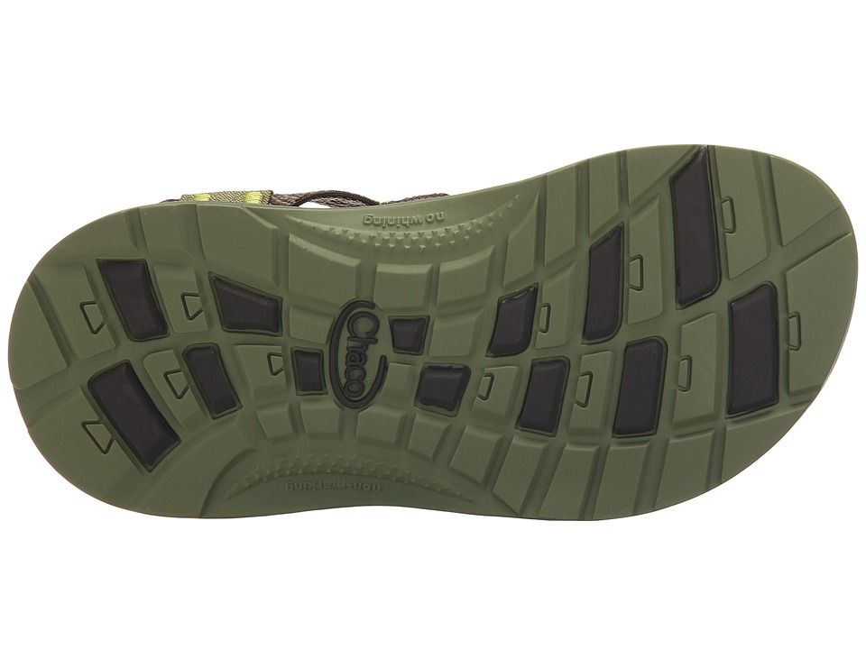 600db59a87ff Chaco Kids Z 1(r) Ecotread (Toddler Little Kid Big Kid) Boys Shoes Forest  Points
