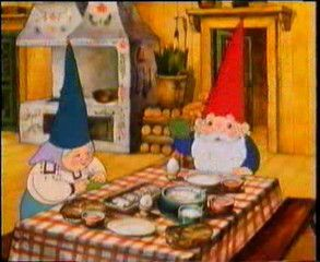 David The Gnome Makes Me Think Of Mushrooms Tree Trunk Houses Tiddly Winks And Swift The Flyi David The Gnome Elves And Fairies The World Of David The Gnome
