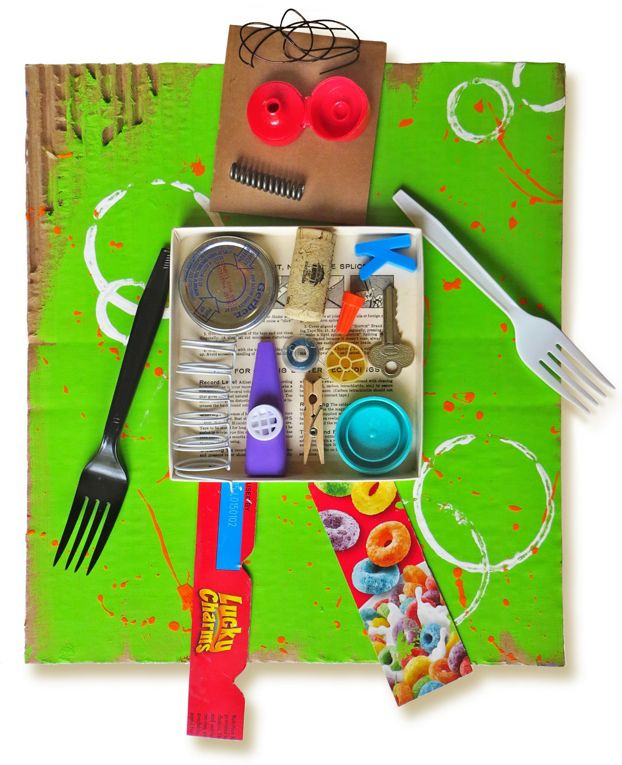 Recycled Robots Craft For Kids Perfect For An Earth Day Craft Or