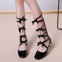 Ericdressericdress Sandals Bowtie Ericdressericdress Fashion Fashion Bowtie Ericdressericdress Flat Sandals Bowtie Flat Fashion 7bfgy6