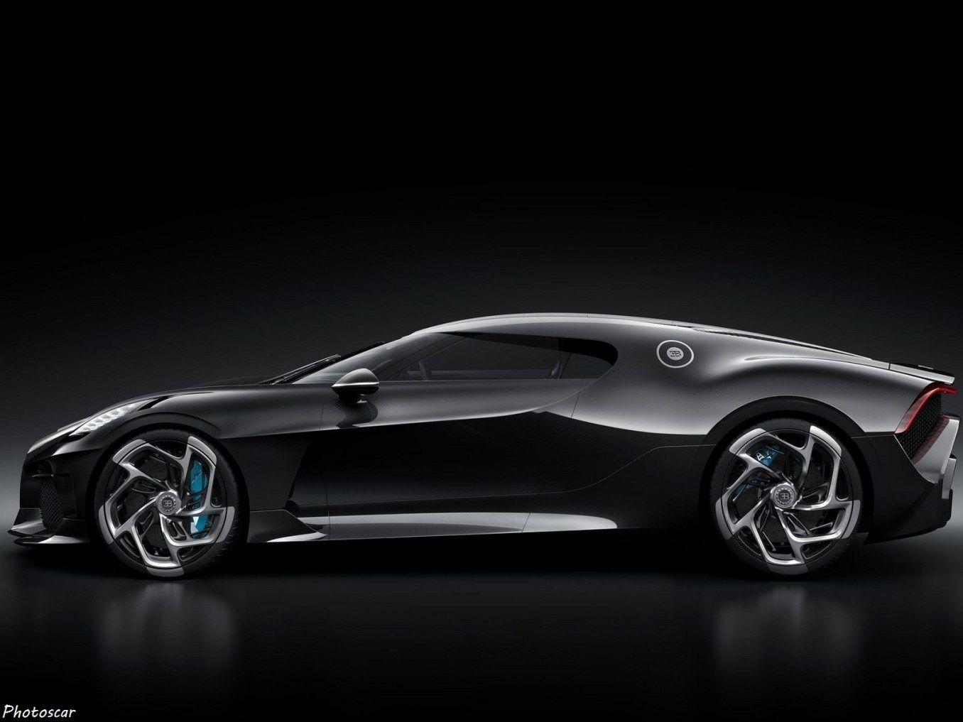 Download 2019 Bugatti La Voiture Noire Luxury Car