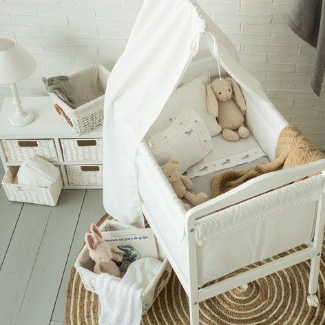 Baby minicot canopy zara home united kingdom baby stuff - Berceau zara home ...
