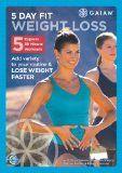 Gaiam 5 Day Fit Weightloss DVD