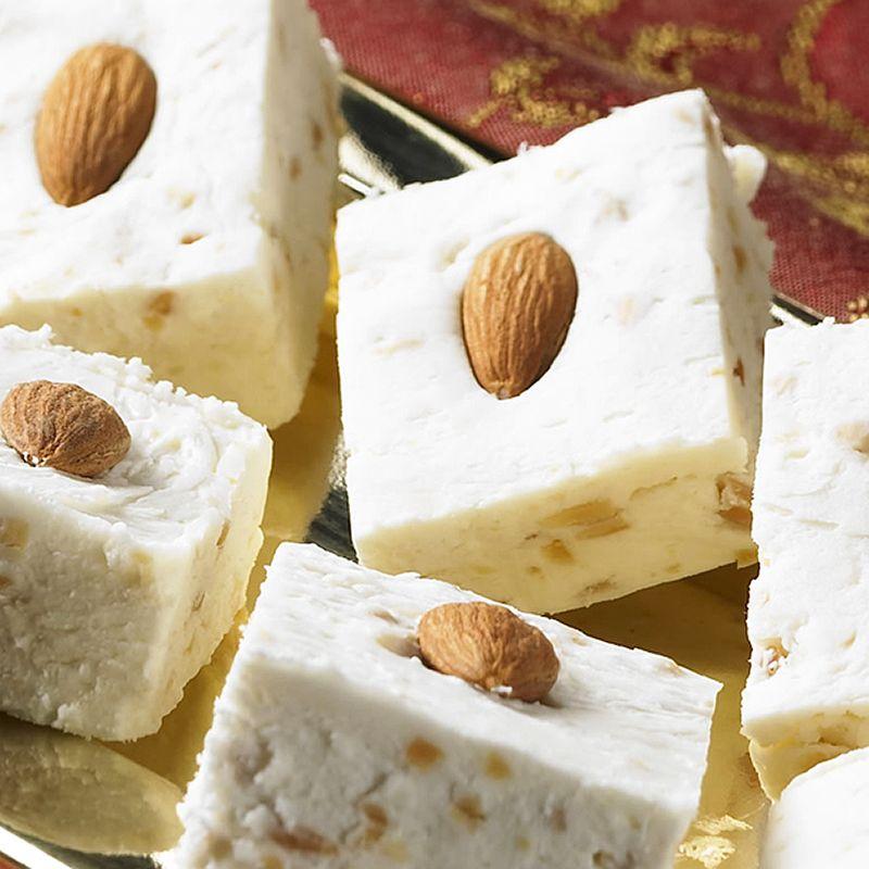 Vanilla Fudge with Almonds from McCormick.com