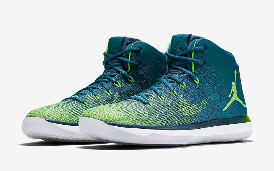 Air Jordan 31 'Green Abyss' Release Date, Price, Official