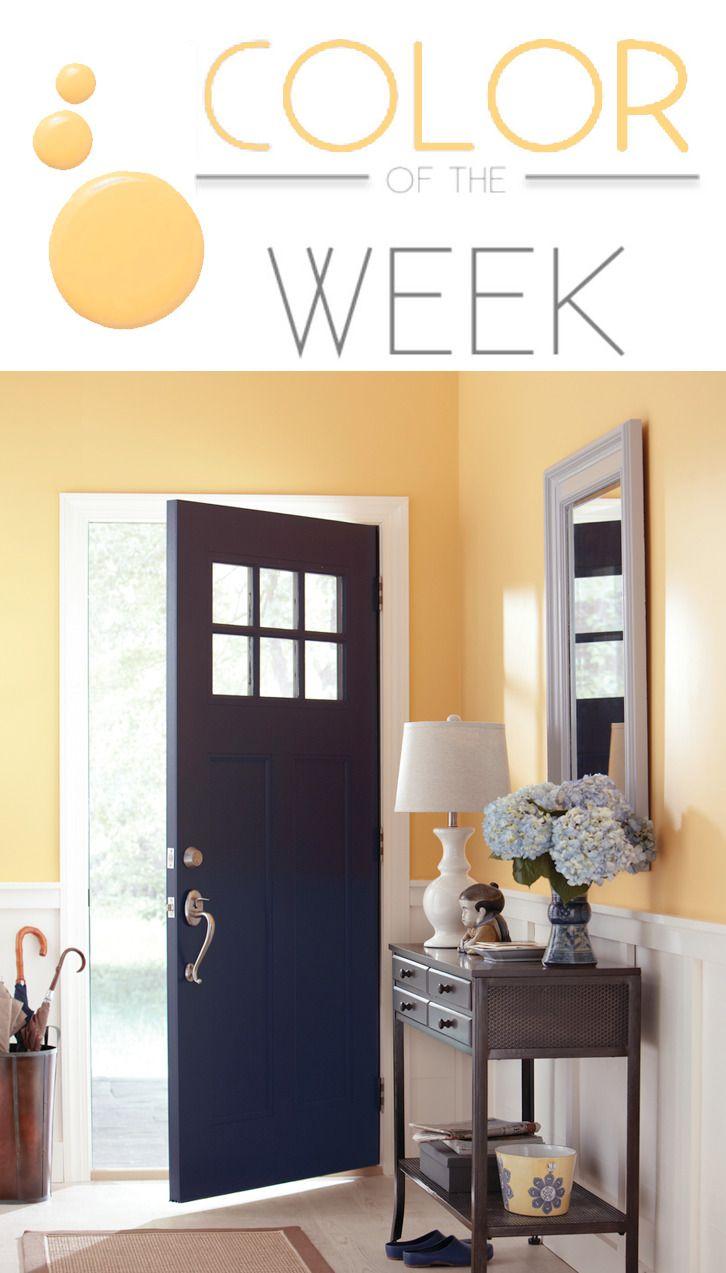 color of the week behr premium plus sunporch a little on behr premium plus colors id=32667