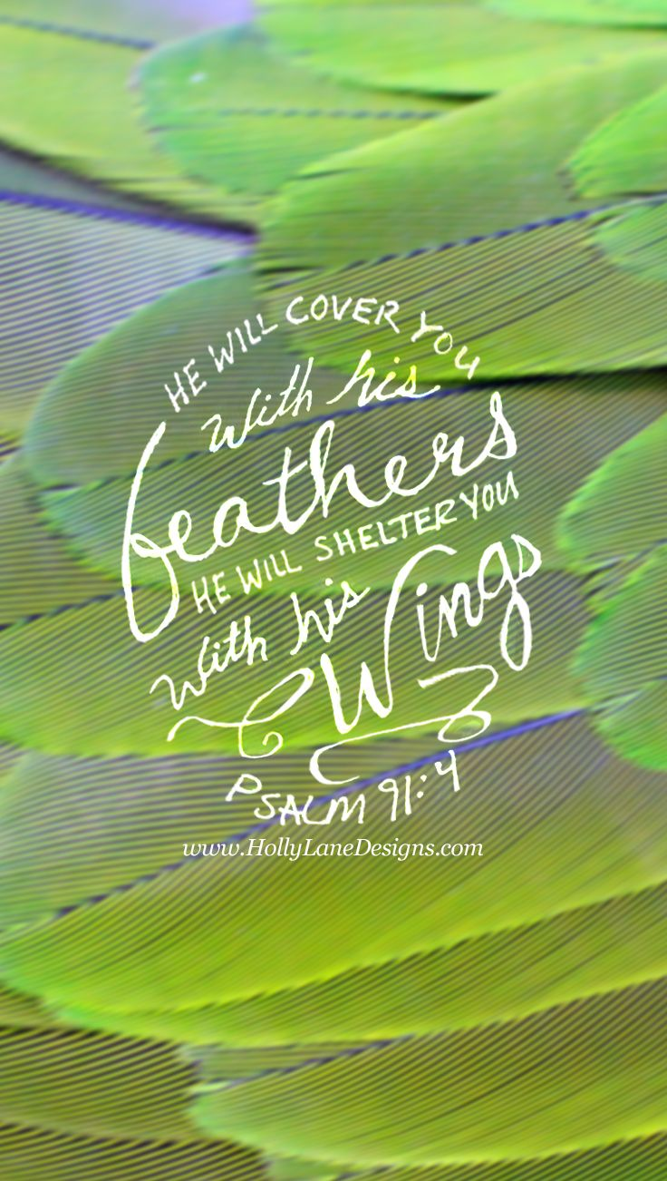 Under His Wings Worship Psalms Bible Verses Psalm 91