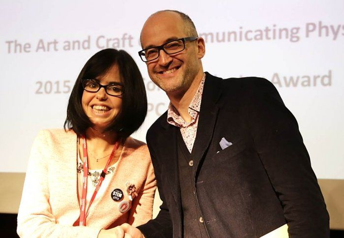 Jessica Wade has been recognised by the Institute of Physics (IOP), receiving the Early Career Physics Communicator Award.