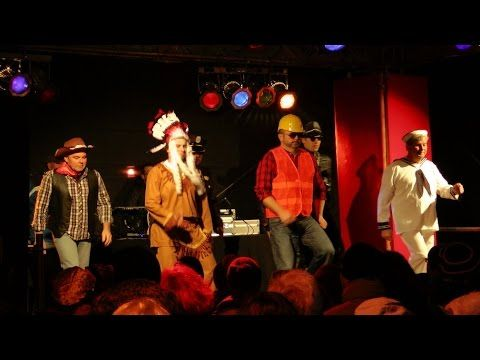 """The Dreamboys - Dream Boys - R&B - Y.M.C.A. """"In the Navy"""" - YouTube"""