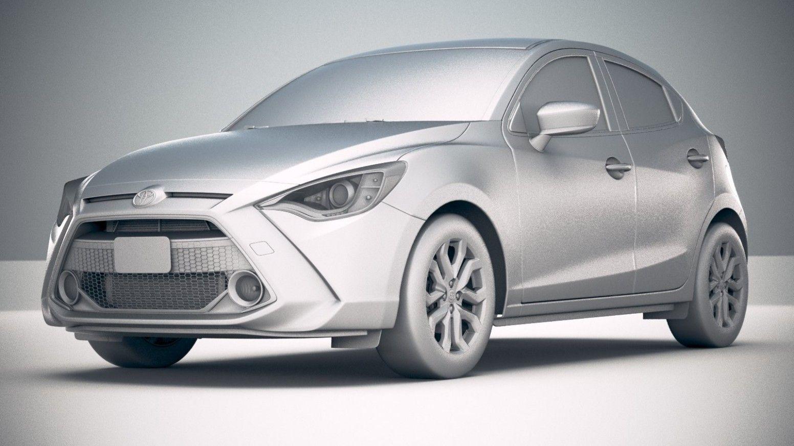 Toyota Hatchback 2020 Concept (Dengan gambar)