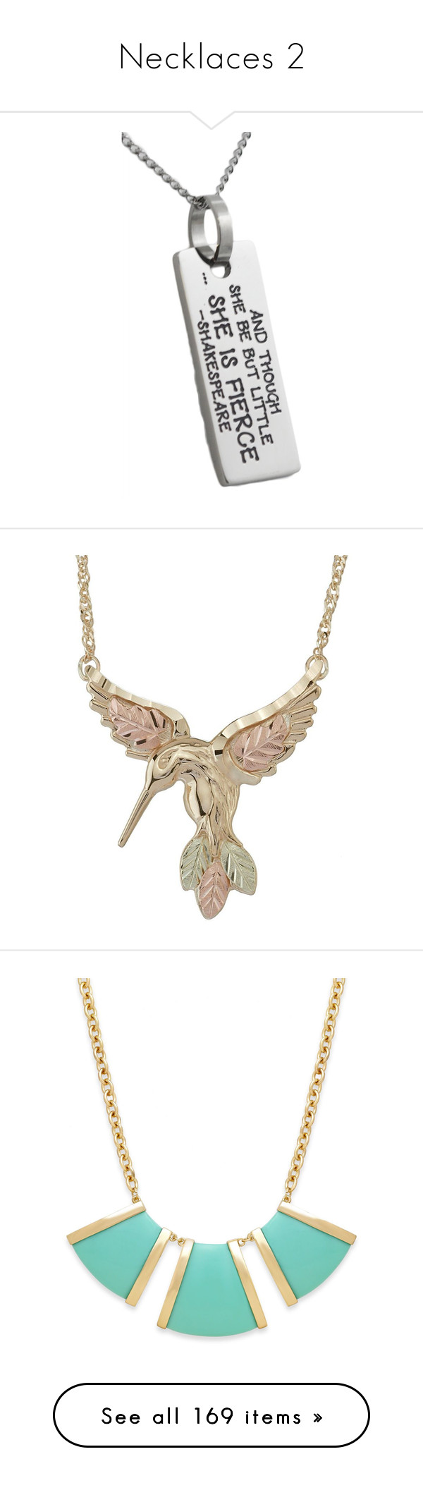 """""""Necklaces 2"""" by elli-jane-xox ❤ liked on Polyvore featuring jewelry, necklaces, stainless steel pendant necklace, stainless steel jewelry, pendant necklace, pendant jewelry, stainless steel pendants, gold necklace, multicolor necklace and gold leaf necklace"""