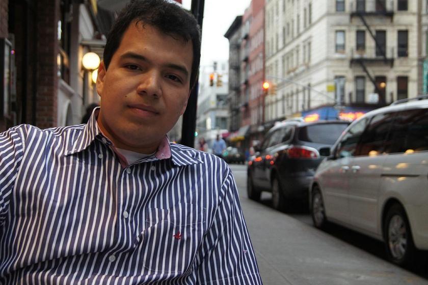 Programmer and co-founder of Black Cat Studio Panamá, Italo Estrada Petrocelli – http://about.me/italo_estrada