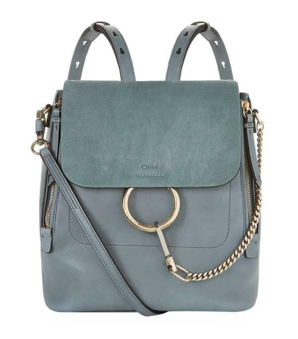 53763689f9 Chloé Medium Faye Backpack