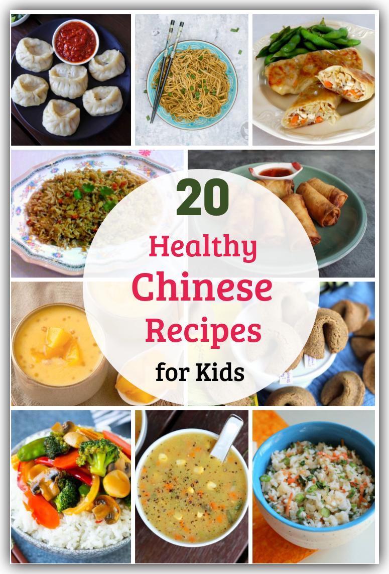 Photo of 20 Healthy Chinese Recipes for Kids