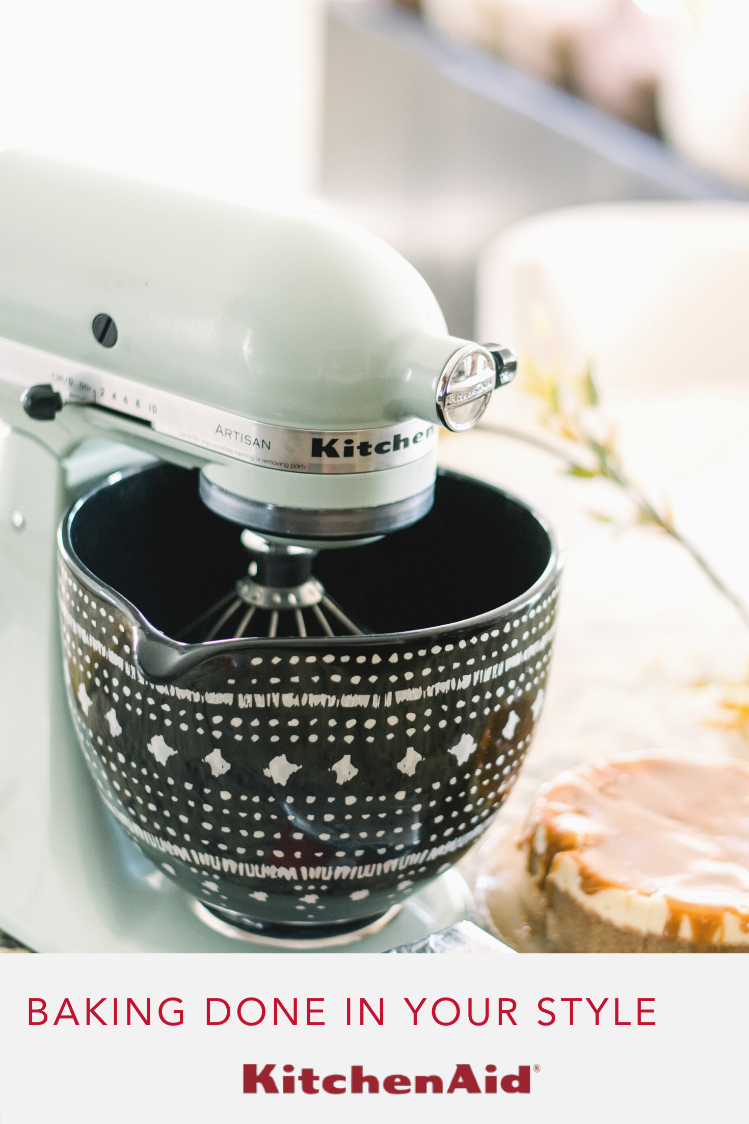Every Maker Likes To Bake In Their Own Style Use The Kitchenaid Stand Mixer To Personalize Your Passion W Kitchen Aid Kitchen Aid Mixer Decal Artisan Kitchen