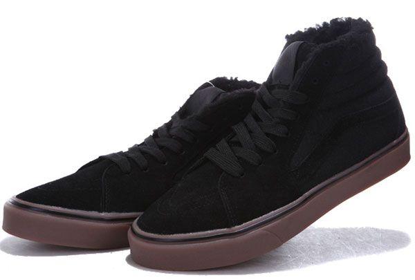 vans winter shoes