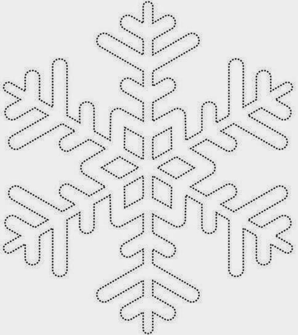 MENTŐÖTLET - kreáció, újrahasznosítás: Hópihe dekorációk | tél ...