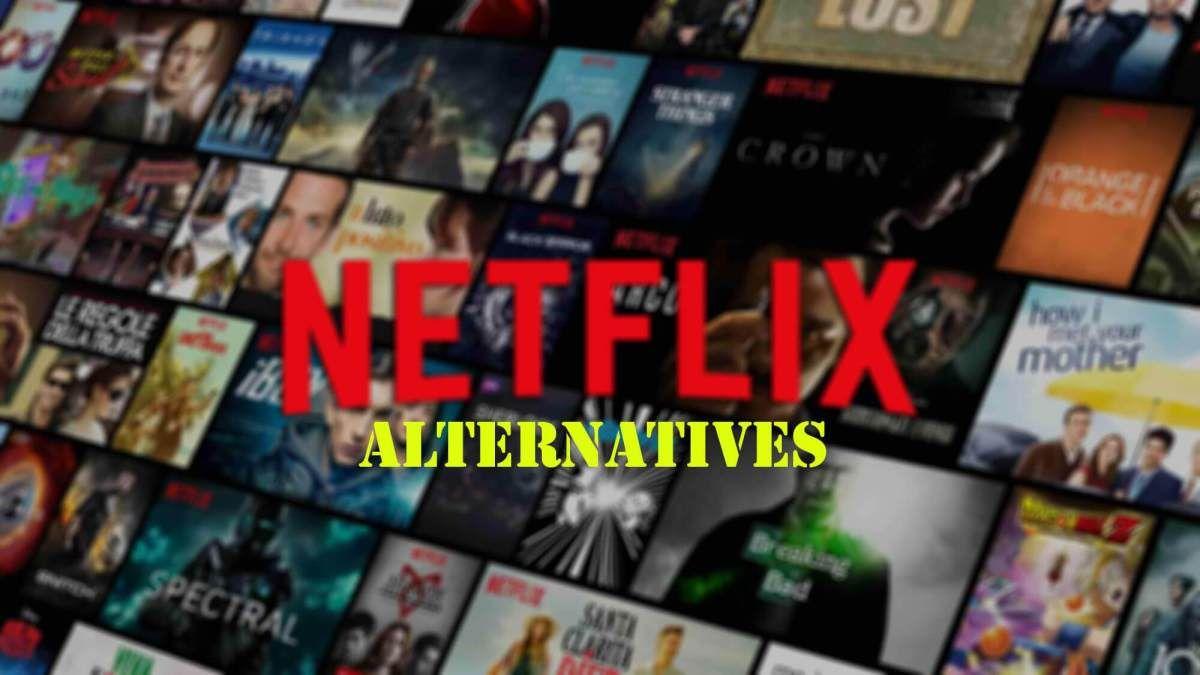 Netflix Alternatives With Free Trials Mikiguru Netflix Movie App Netflix Trial