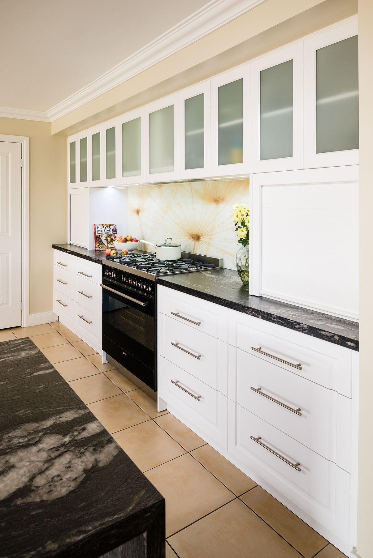 Thermo Formed Alison Square Kitchen Doors in Satin White. For all ...