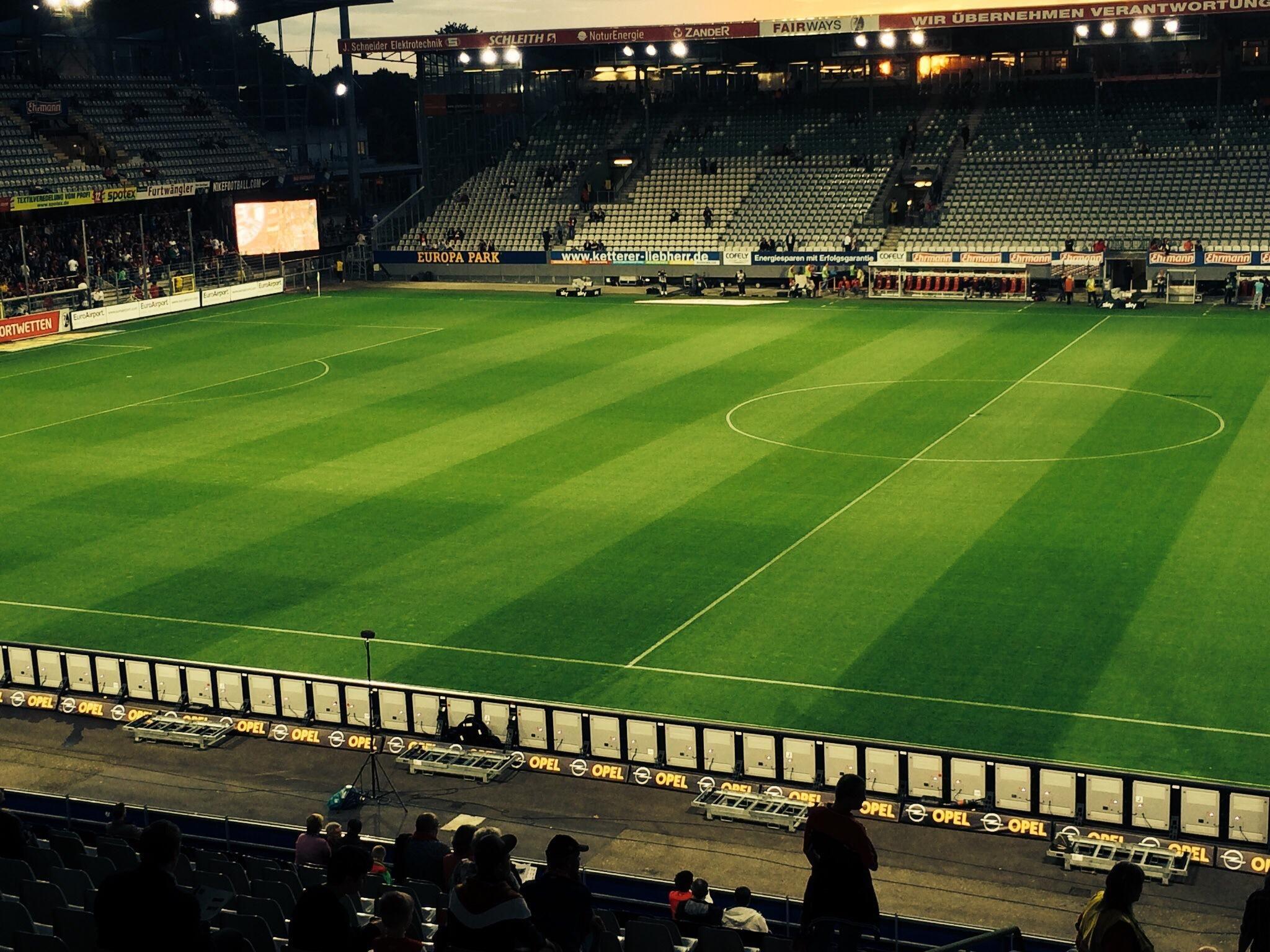 Schwarzwald Stadion Freiburg Im Breisgau Germany With Images
