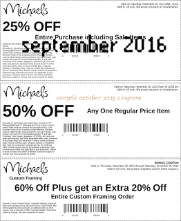 Printable Coupons Michaels Coupons Michaels Coupon Manufacturer Coupons Free Printable Coupons