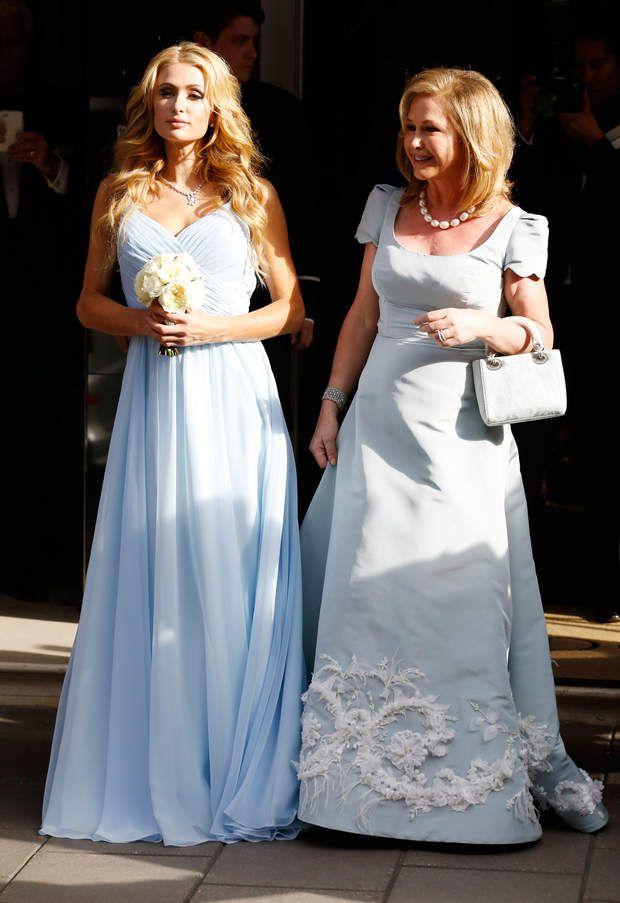 Paris et sa mère, Kathy Hilton