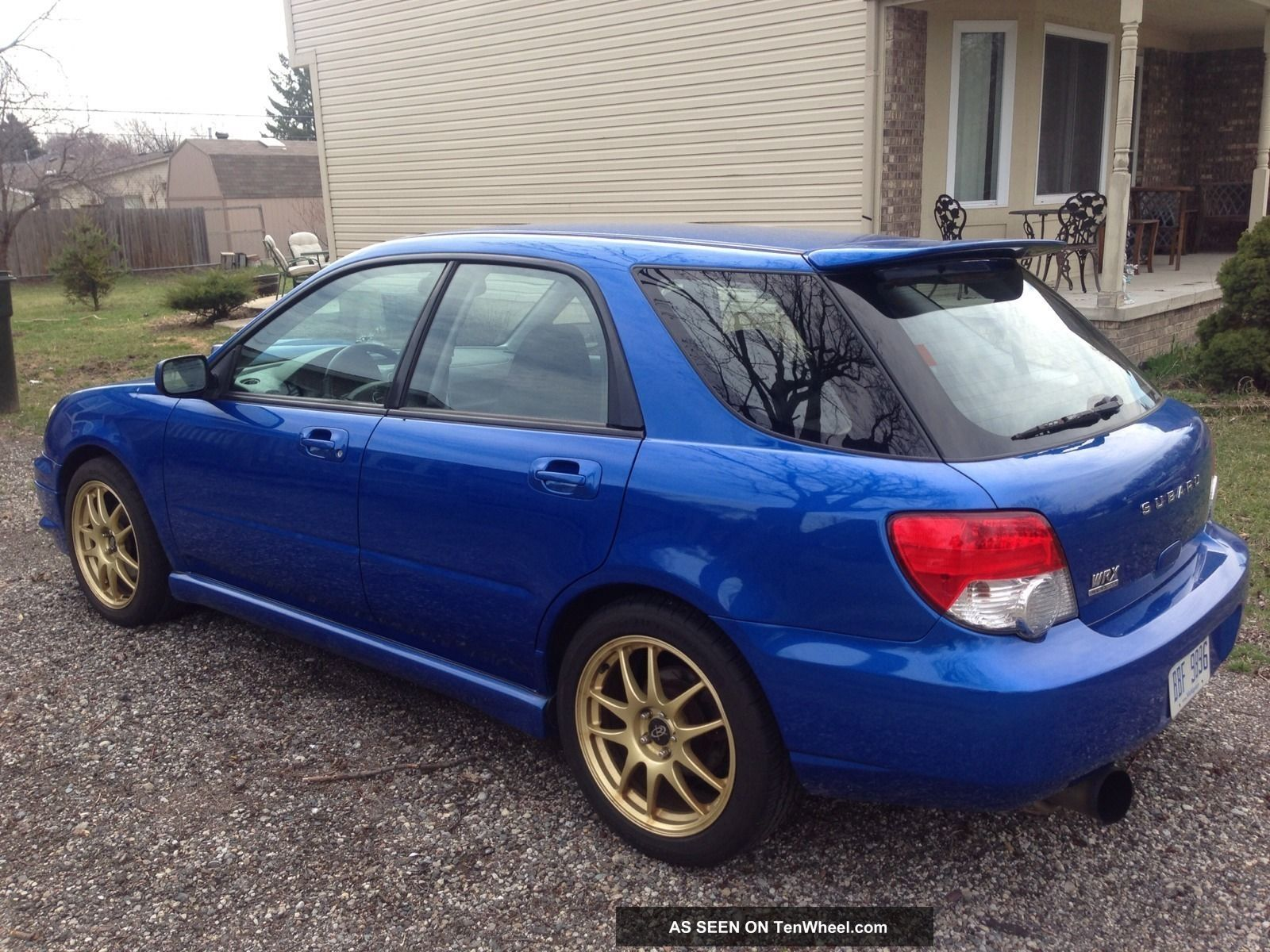 2002 subaru bugeye wrx impreza wagon vehicles ive owned 2004 subaru impreza wrx blue wagon this ones name was bubbles my daughter named it vanachro Images