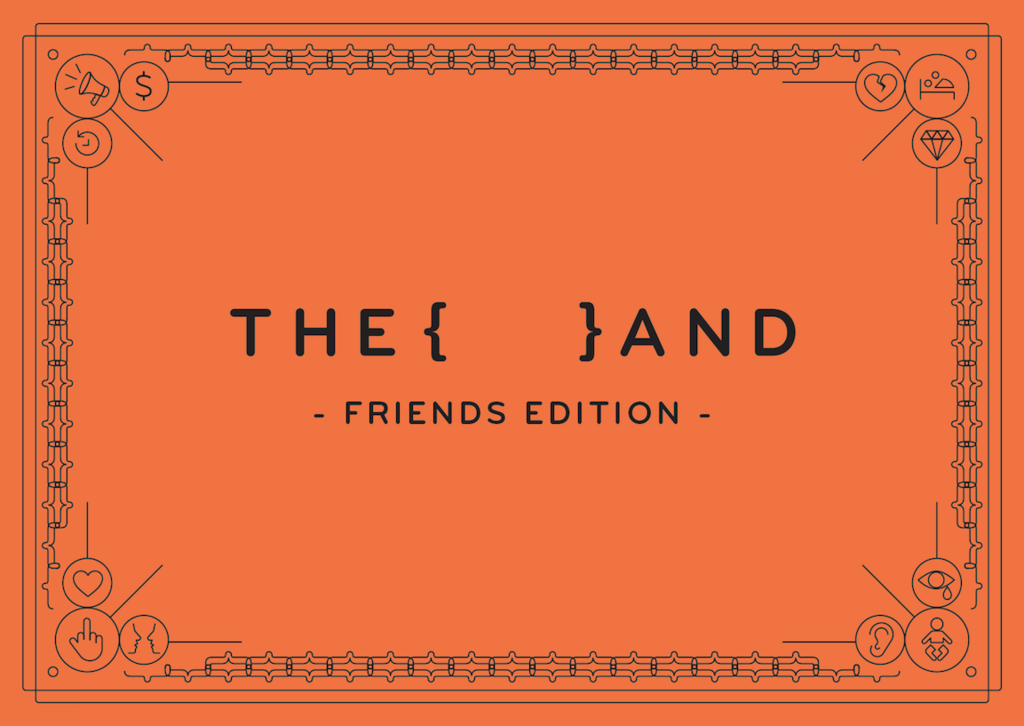 {THE AND} Friends Edition | Card games This or that ...