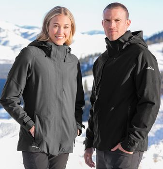 3 in 1 Jackets for Men and Women for Adventure from NYFifth