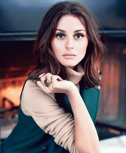 Olivia Palermo - seriously why does she have to be so gorgeous?
