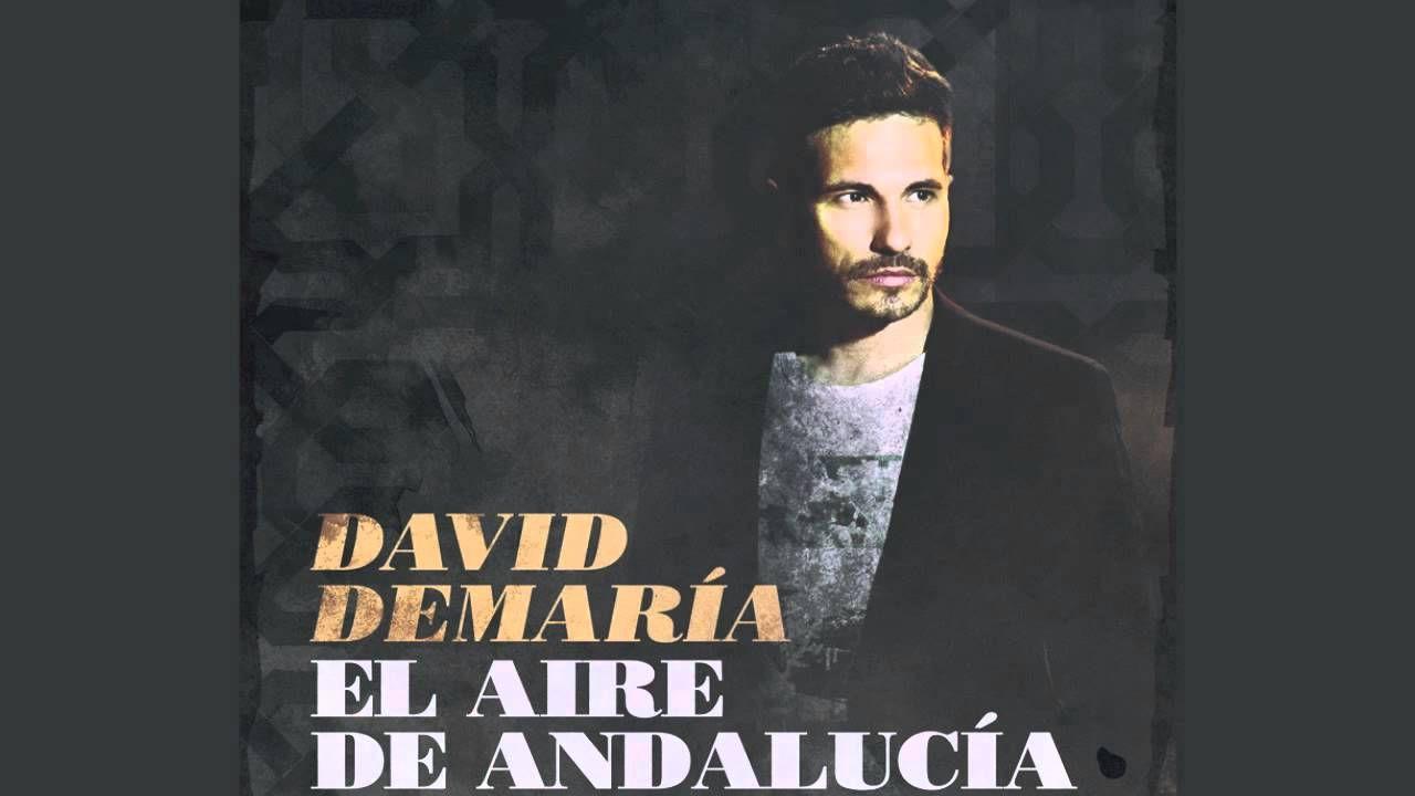 David Demaria El Aire De Andalucia Audio Oficial David Audio